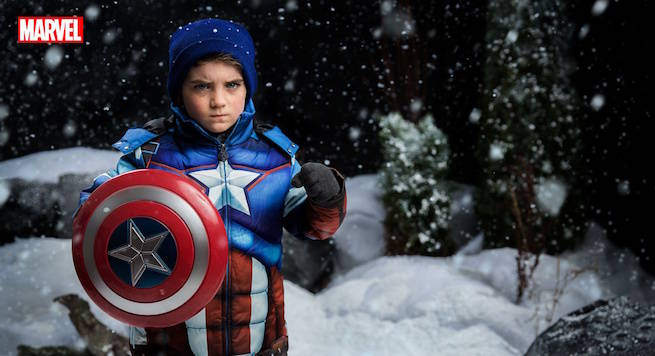 These Superhero Ski Jackets Will Bring Out The Hero In Us All