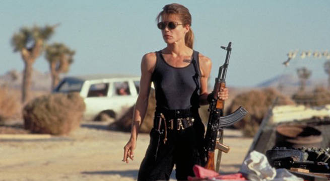 Is Linda Hamilton in 'Terminator 6'? Newly Leaked Photo Has Fans Buzzing