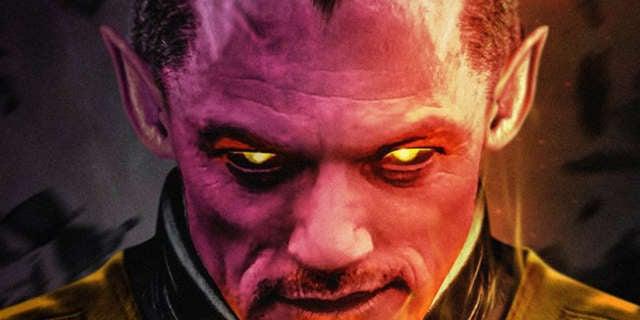 Luke Evans Sinestro
