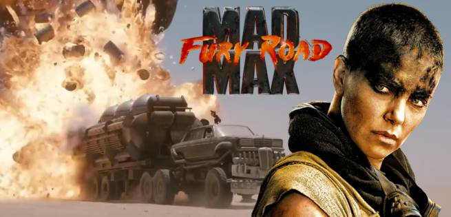 Mad Max: Fury Road Without CGI Is Still Awesome
