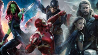 Marvel Cinematic Universe Header