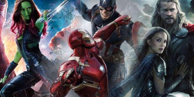 Marvel Cinematic Universe Header