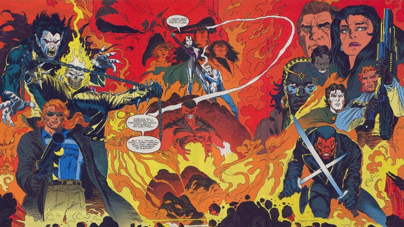 Gabriel Luna Talks Ghost Rider Joining The Defenders or