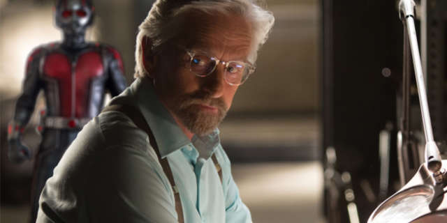 'Ant-Man and the Wasp's Michael Douglas Wants A Hank And Janet Spinoff