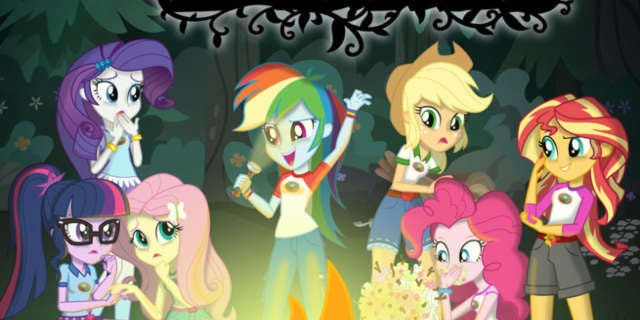 MLP Legend of Everfree