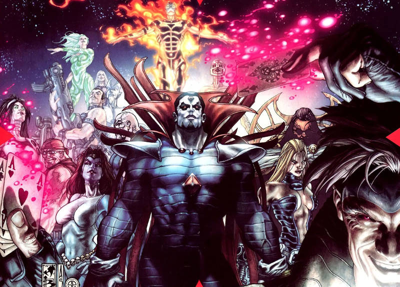 Mr. Sinister and The Marauders