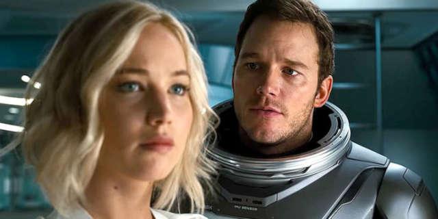 Passengers Official Trailer Chris Pratt Jennifer Lawrence