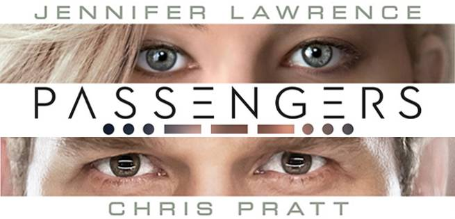 Why You Should Go See Passengers This Weekend