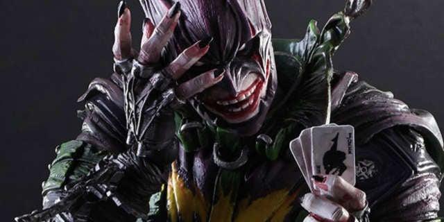 Play Arts Kai Batman Joker Header