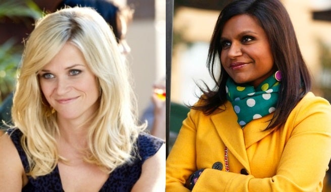 Reese Witherspoon, Mindy Kaling In Talks To Join Disney's 'A Wrinkle In Time'