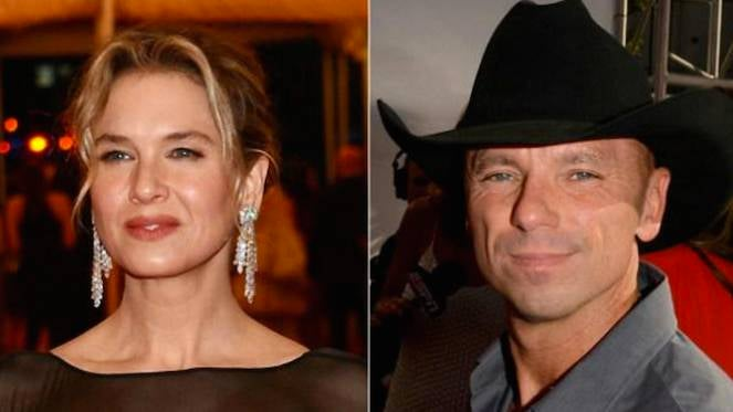 Renee Zellweger Addresses Kenny Chesney Divorce Rumors