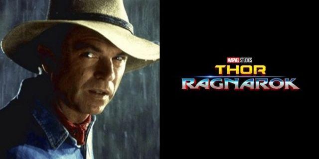 Sam Neill - Thor Ragnarok