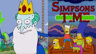 simpsons-adventuretime