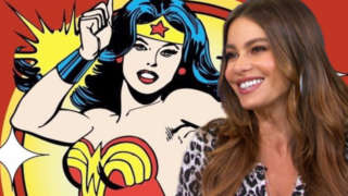 sofia vergara wonder woman