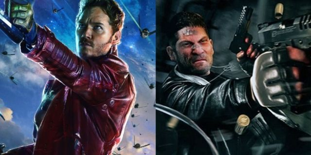Star-Lord - The Punisher