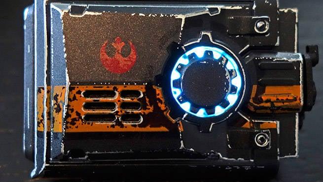 Star Wars Force Band Header