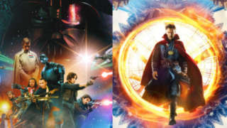 Star Wars Rogue One Final Trailer Doctor Strange