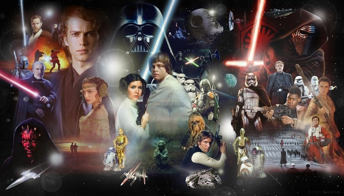 Disney Has Star Wars Movies Planned Until 2020 and Beyond