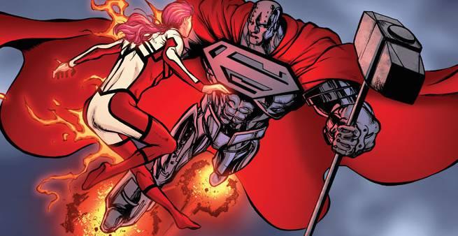 Superwoman-Steel