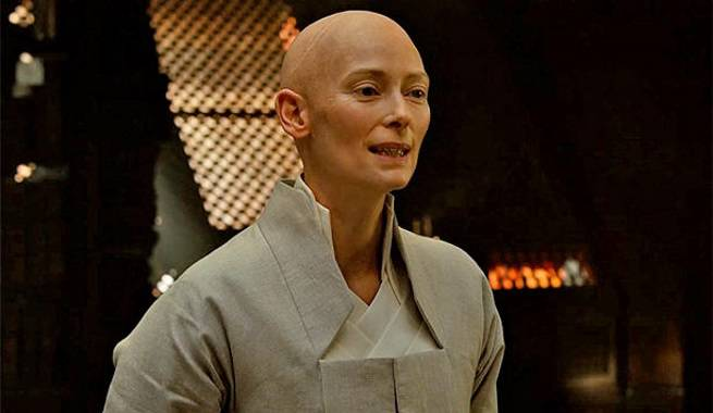 The Ancient One Doctor Strange