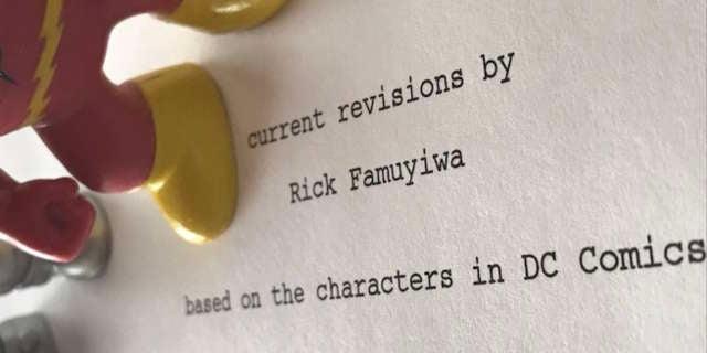the-flash-script