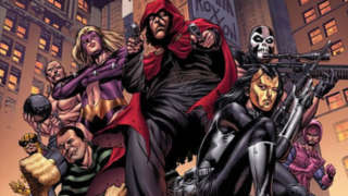 The Hood Masters of Evil Marvel Comics