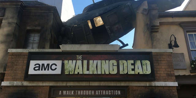 TWD Attraction