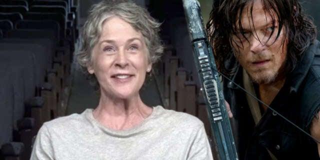 TWD Carol Daryl