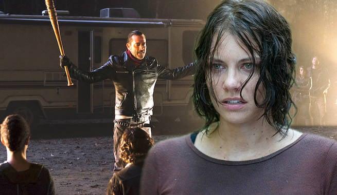 The Walking Dead: Jeffrey Dean Morgan Explains Leaked Maggie Death Scene
