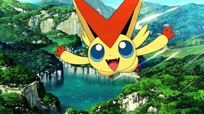 Pokemon White  Victory Island