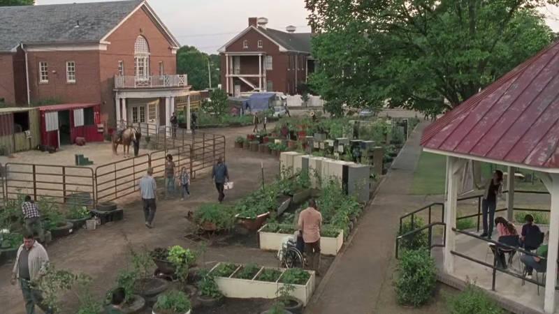 Walking Dead The Kingdom Safe Haven