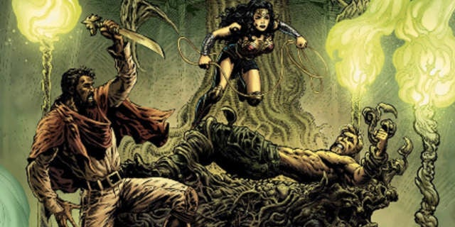 Wonder Woman 7 Header