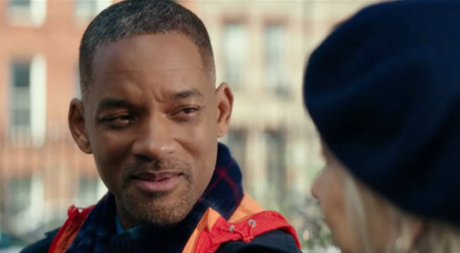 Will Smith Meets Love, Time, And Death In Collateral Beauty Trailer