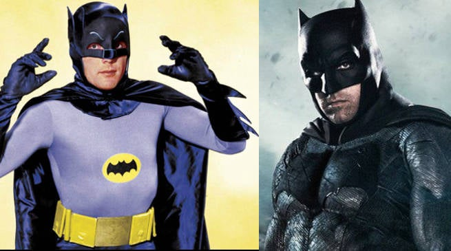 NYCC '16: William Shatner to voice Two-Face opposite Adam West