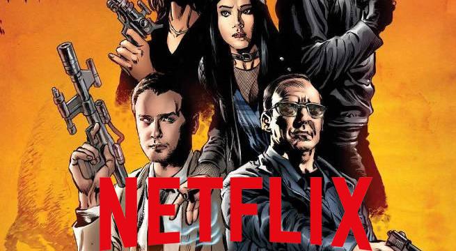 Netflix Agents Of Shield