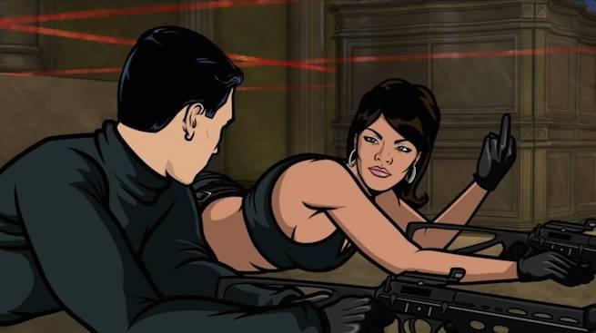 Archer's Aisha Tyler Compares Season 8 To The New 52