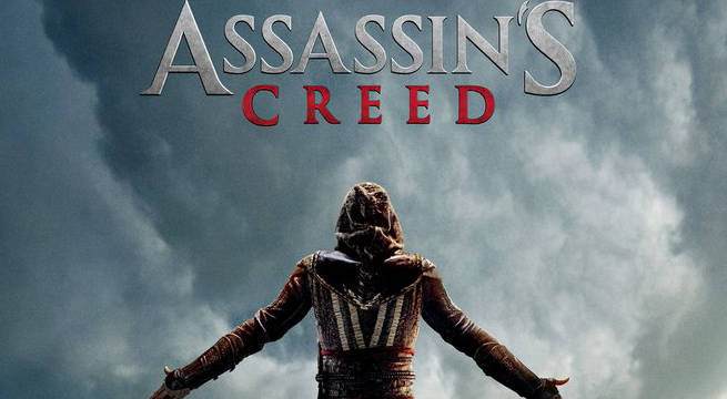 Action-Packed New Trailer For 'Assassin's Creed' Released