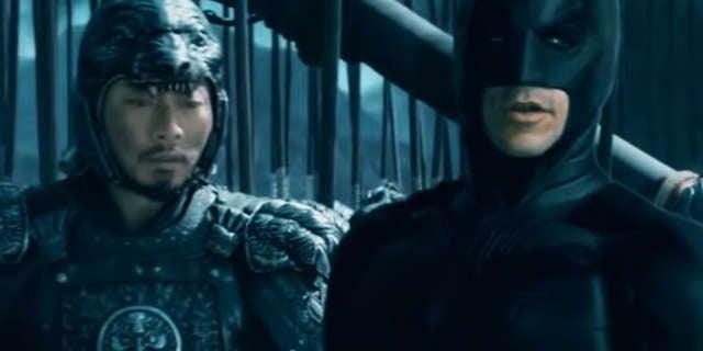 Batman Great Wall