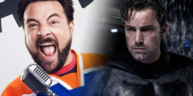 Kevin Smith Gives His Theory On Why Ben Affleck Dropped Out As Batman Director