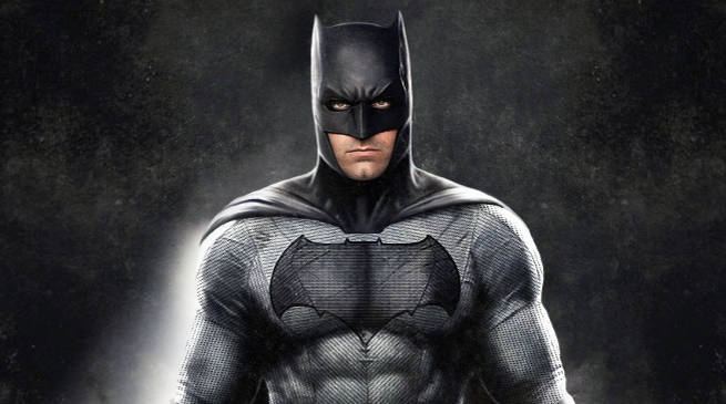 Ben Affleck The Batman Solo Movie