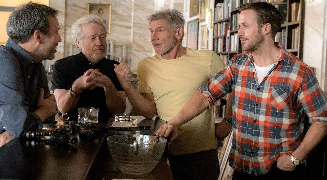 Blade Runner sequel gets official title