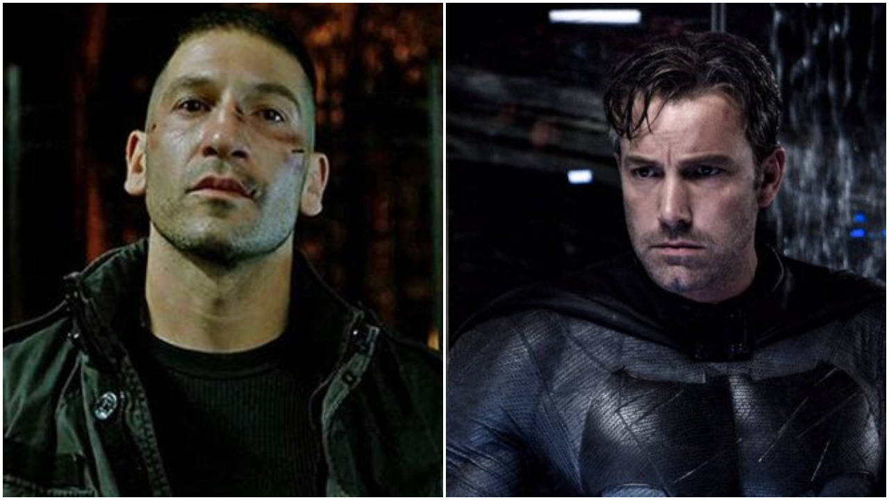 Ben Affleck Comments On Punching The Punisher In The Accountant