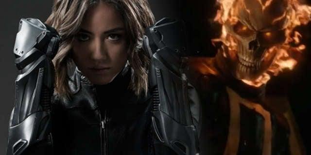 Chloe Bennet Ghost Rider