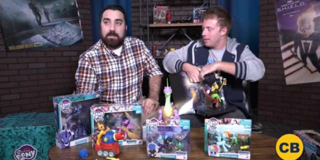 ComicBook UNBOXING: My Little Pony screen capture
