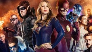 CW DC Superhero All Week Shows