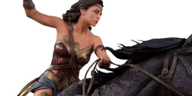 DC Collectibles Wonder Woman Header