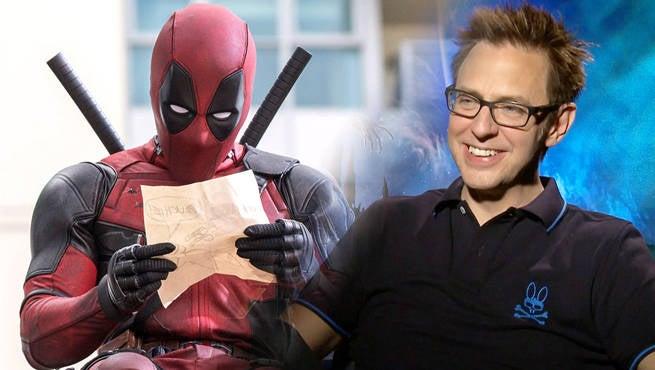 James Gunn Comments On Deadpool Director's Departure