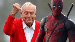 Deadpool Movie Predicted Arnold Palmer's Death