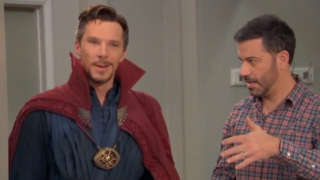 Doctor Strange Kids Party Jimmy Kimmel