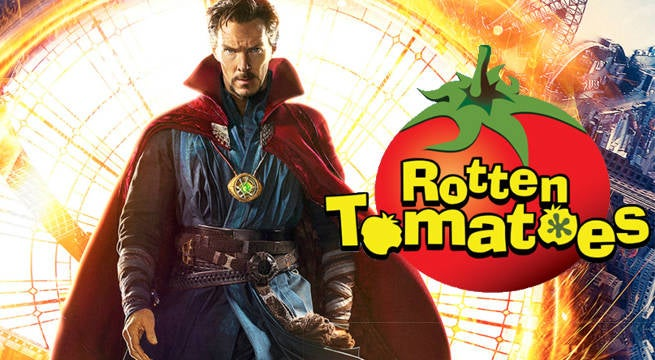 Doctor Strange Launches To Perfect Rating On Rotten Tomatoes